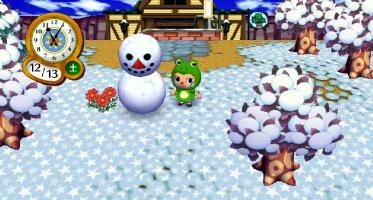 Snowman_n_mama